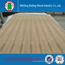 9mm/12mm Poplar Core Commercial Plywood