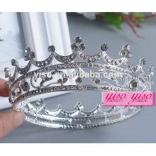 Königliche Krone Dekoration europäischen Mode dekorative Metall Kronen