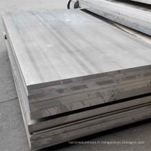 2A12 Plaque en alliage d'aluminium