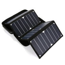 High quality OEM Portable solar phone charger China manufacturer