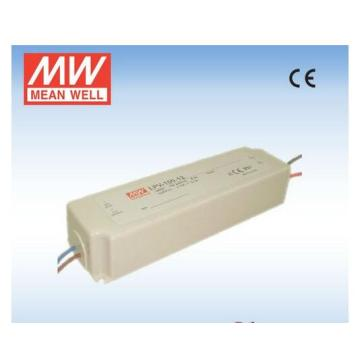 100W Fuente de alimentación conmutada Voltaje constante Meanwell LED Driver