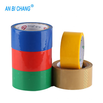 2020 Hot Selling Colorful Bopp Packing Packaging Tape With Customized Design Logo