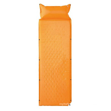 Wholesale Comfortable Premium TPU Self-inflating Outdoor Air Camping Sleeping Pad With Durable Foam