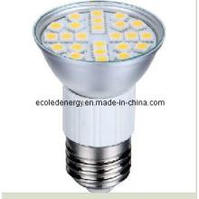 Luz LED E27 SMD con CE y Rhos