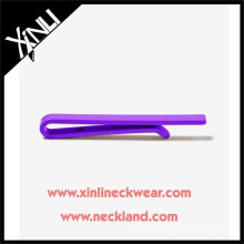 New Custom Stainless Colorful Tie Brooch