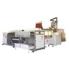Máquina de película de fundición automática de control de temperatura