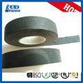 Fireproof black fabric cotton insulation tape