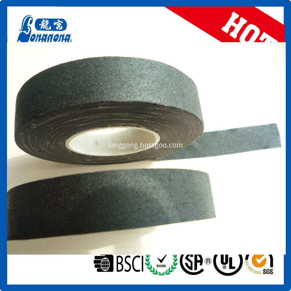 0 4mm Thick Black Cloth Insulation Tape For Russia