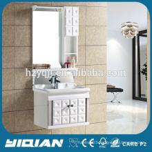 Special Door Design PVC Waterproof Small Modern Bathroom Wall Cabinet