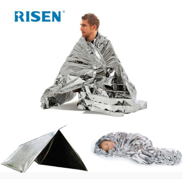 Mylar Survival Rescue Blanket Space