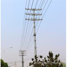 10kv Power Transmission Monopole Towers
