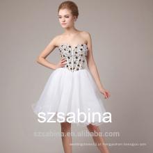 WH10017 projetam padrões de vestidos de moda com vestido de noite formal de diamante