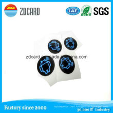 PVC RFID Tag with Chip
