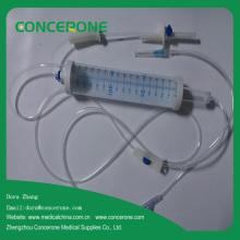 150мл одноразовый Инфузионный Педиатрический набор с Бюретки