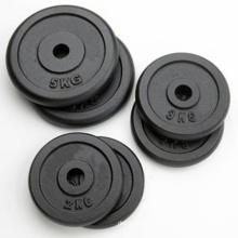 Spray Painting 31/29.5/26.5mm Dumbbell Weight Plates