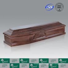 Wooden Great Design Coffin