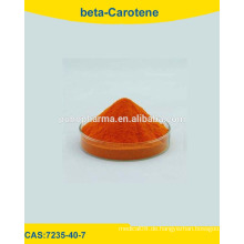 Beta-Carotin (CAS: 7235-40-7) mit GMP / COS / KOSHER / HALAL
