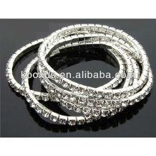 Moda pulseira bracelete pulseira de casamento pulseira de noiva