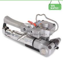 Pneumatische Kunststoffballenpresse / Umreifungsmaschine (XQD-19)