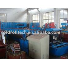 Máquina de prensagem de aço Z purlin