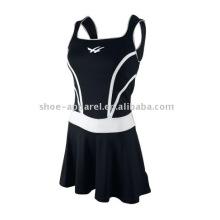 Nouveau mode léger poids xxxl robe de tennis échantillon disponible
