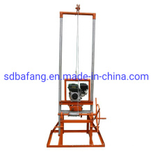 Gasoline and Diesel Engine Water Well Drilling Machine for Sale