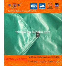 PVC Laminated Tarpaulin With UV Resistant For Truck Cover