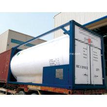 50m3 Lox/Lin/Lar/LNG/LPG Cryogenic Storage Gas Tank (LAR/LIN/LOX/LCO2)