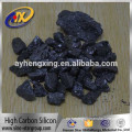high carbon silicon replacement of Si Fe for steelmaking