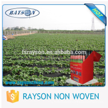 agriculture non woven mypex ground cover mulch weed