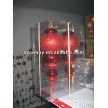 new model christmas polystyrene ball ornament