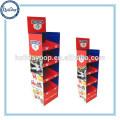 Support concurrentiel d'affichage de légumes de fruit de stockage de carton de prix