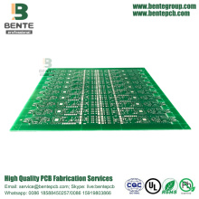 2Layers FR4 Quickturn PCB HASL sin plomo