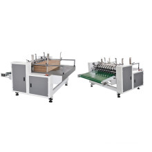 Corrugated Cardboard Assembler Maker / Corrugated assembler partition machine