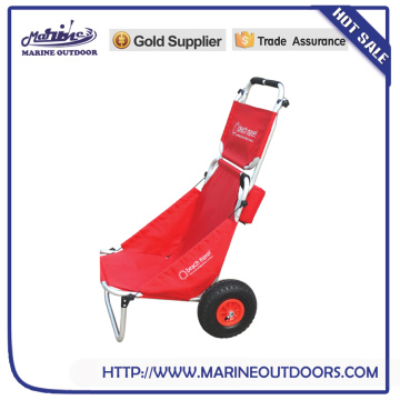 Aluminum trailer, Beach hand cart, Folding fishing chair