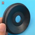 polishing Si4N4 ceramic circular disc plate roundel custom