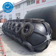 Aile en caoutchouc pneumatique pour navire à expédier Dia1.5 * 5.5L