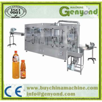 Completa completa fábrica de suco de fruta automática