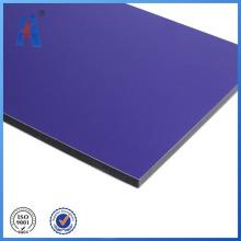 Фабрика непосредственно Гуанчжоу алюминиевая пластиковая композитная панель PVDF Xh006