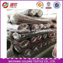 hilo de algodón teñido en tela de franela stock 100 tela de algodón de tela stock de tela para vestido de camisa