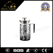 Leisure Style Glass Tempered Teapot