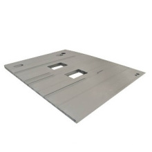 6005A Extrusión de aluminio de alta calidad para el piso