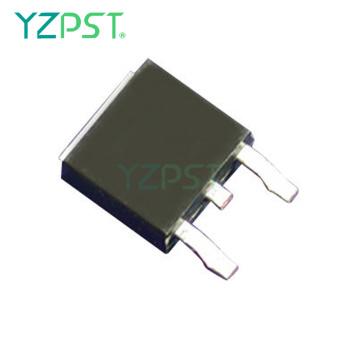 Scr Transistor Plastic Package Power Regulator