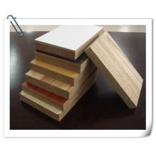 Tablero de MDF laminado PVC / MDF de la melamina (1220 * 2440)