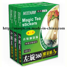 L-Carnitine Magical Tea Stickers with Slimming Patch (MJ-MTC898)
