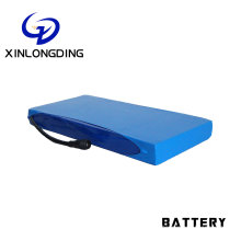High power 9ah 44.4v lithium ion battery pack 18650 12S3P