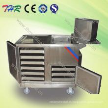 Carro eléctrico del alimento de la calefacción (THR-FC002)