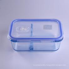 Large Food Storage Container Pyrex Glass Bowl Set with Lid