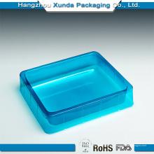 Настройка косметической пластиковой упаковки