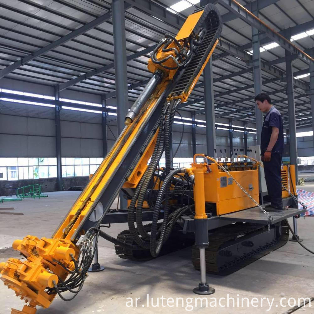 Anchoring Drilling Machines